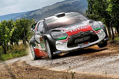Rallye Deutschland nach schwerem Unfall unterbrochen