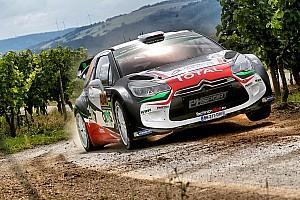 WRC News Rallye Deutschland nach schwerem Unfall unterbrochen
