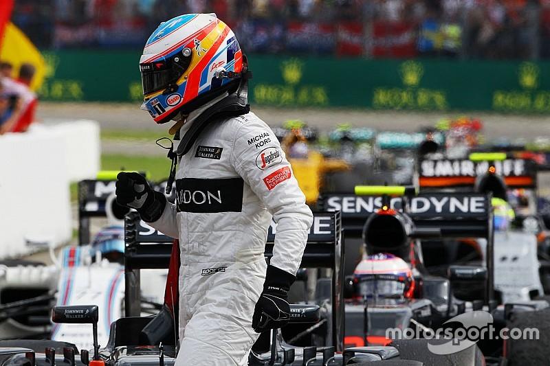 Alonso - L'ADN de la F1 fait qu'une seule équipe peut gagner