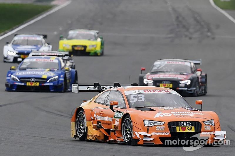 Audi denkt na over aanwijzen titelkandidaat in DTM