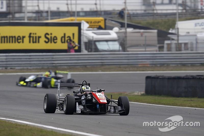 Masters of F3: Eriksson wint kwalificatierace