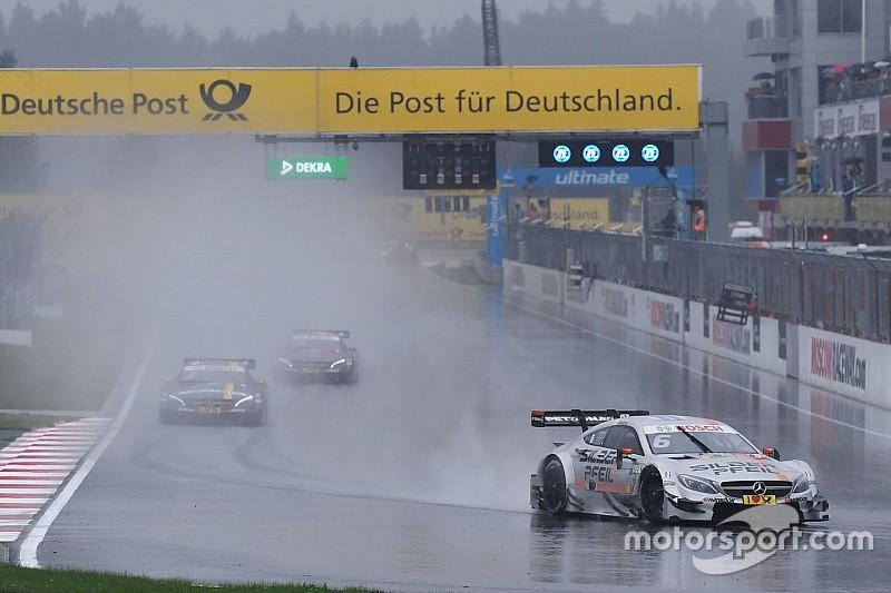 DTM莫斯科第一回合:梅赛德斯大获全胜,威肯斯领跑车手积分榜