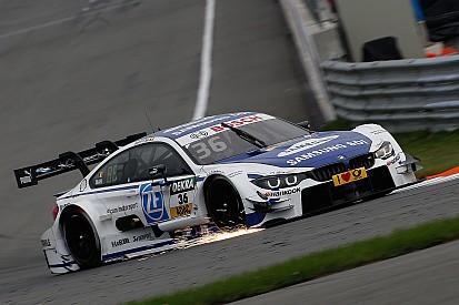 Une première journée compliquée pour les BMW