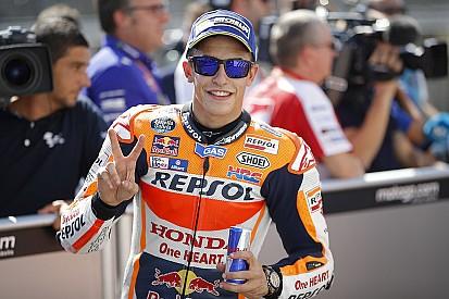 Márquez dá show, Rossi é discreto: imagens do sábado em Brno