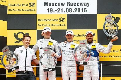 Wickens vence sob chuva em Moscou e lidera; Farfus é 14º