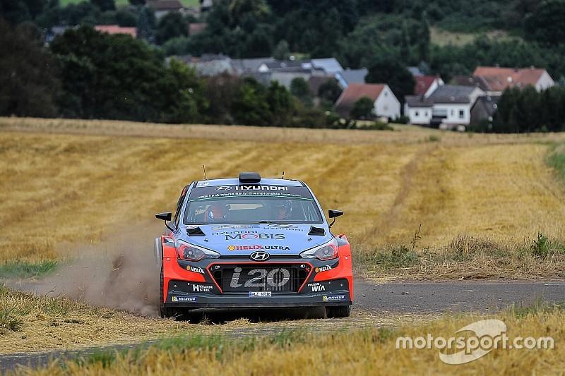 ES16 - Neuville exclut Mikkelsen du podium provisoire
