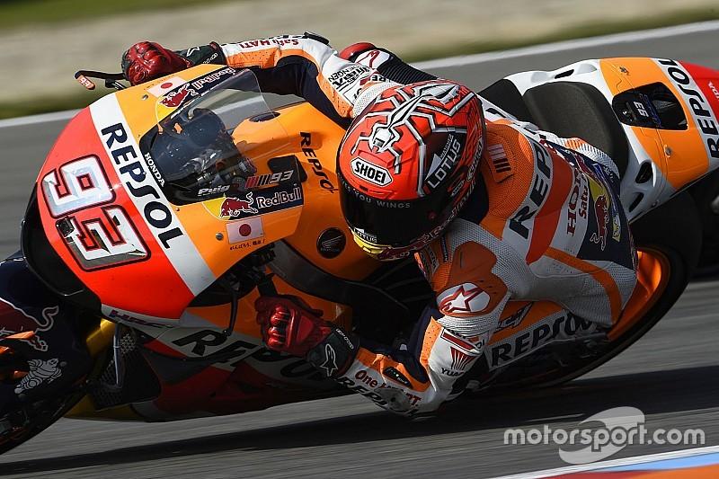 马奎兹在捷克大奖赛效仿洛伦佐驾驶风格一举拿下杆位