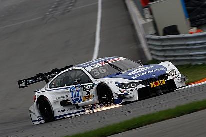 DTM in Moskau: Crash von Maxime Martin, BMW dominiert Qualifying