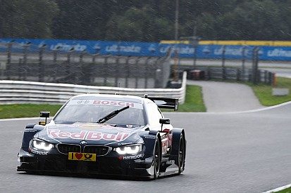 Moscow DTM: Wittmann takes pole after Martin crashes