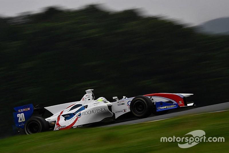 Première victoire pour Yuhi Sekiguchi en Super Formula