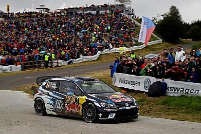 WRC Duitsland: Ogier wint, Sordo tweede