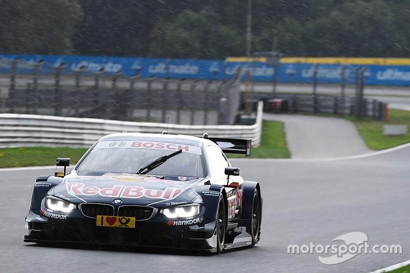 DTM Moskou: Wittmann slaat terug in race 2, pech voor Wickens