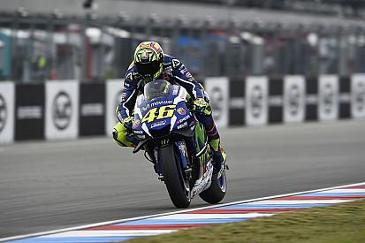 """Rossi: """"No tengo opciones porque Márquez es rápido y nunca se equivoca"""""""
