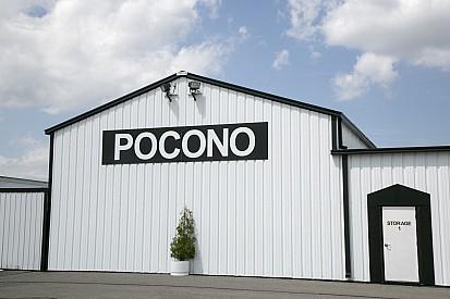 L'épreuve de Pocono reportée