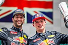 Red Bull, preparado para la complicada relación Verstappen/Ricciardo