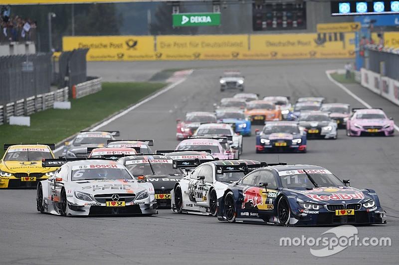 Los equipos del DTM confirman la posibilidad de alinear seis coches en 2017