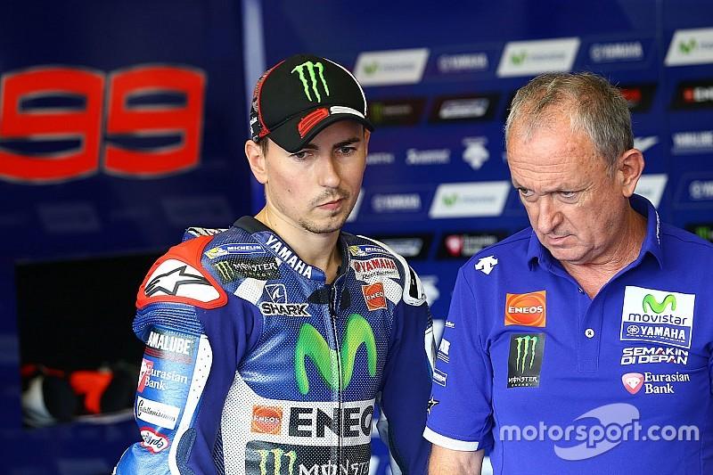 Lorenzo: MotoGP'de lastik draması olmamalı