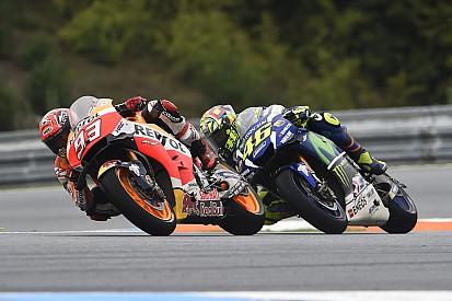 """Valentino Rossi: 53 Punkte auf Marquez aufzuholen, wird """"sehr schwierig"""""""