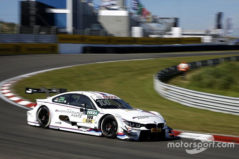 Mercedes critique Tomczyk et BMW après l'incident avec Wickens