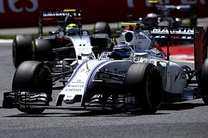 Force India vise la 4e place de Williams