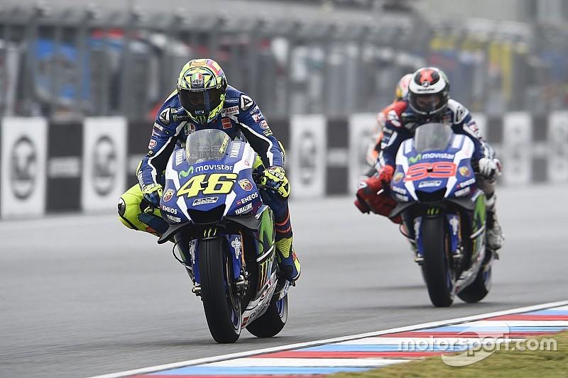 Rossi, Lorenzo ile ikincilik mücadelesine odaklanıyor