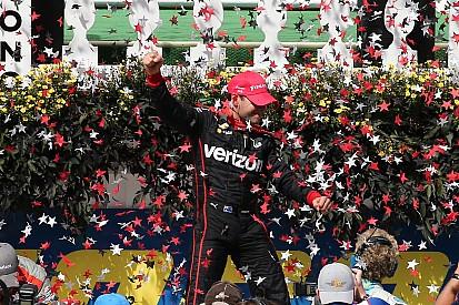インディ第14戦ポコノ:ウィル・パワー今季4勝目。琢磨は2周目にクラッシュ