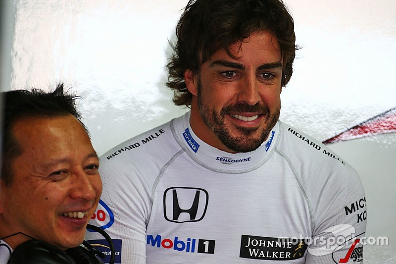 アロンソ「去年の困難な経験がホンダを本気にした。彼らはレーサーで、武士だ」