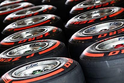 ピレリ、イタリアGPのタイヤ選択リストを発表