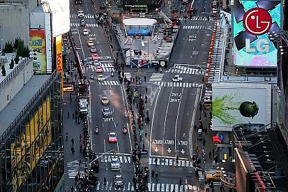 Datum en lay-out Formule E-race New York volgen spoedig