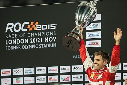 Vettel verdedigt titel Race of Champions in Miami