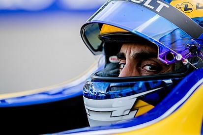 Buemi é mais rápido em primeiro teste da F-E; di Grassi é 3°