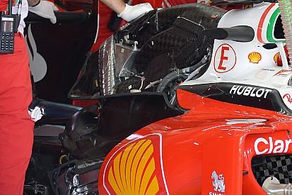 La Ferrari non spende gli ultimi tre gettoni di motore a Spa?