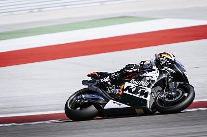 KTM poursuit ses essais, avec beaucoup de nouveautés