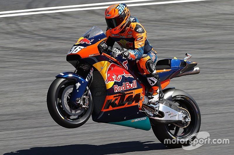 KTM a Misano per preparare la RC16 al debutto previsto per Valencia