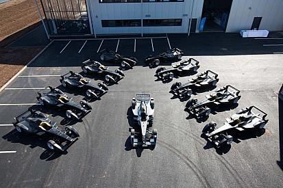 Spark continuera de fabriquer les Formule E