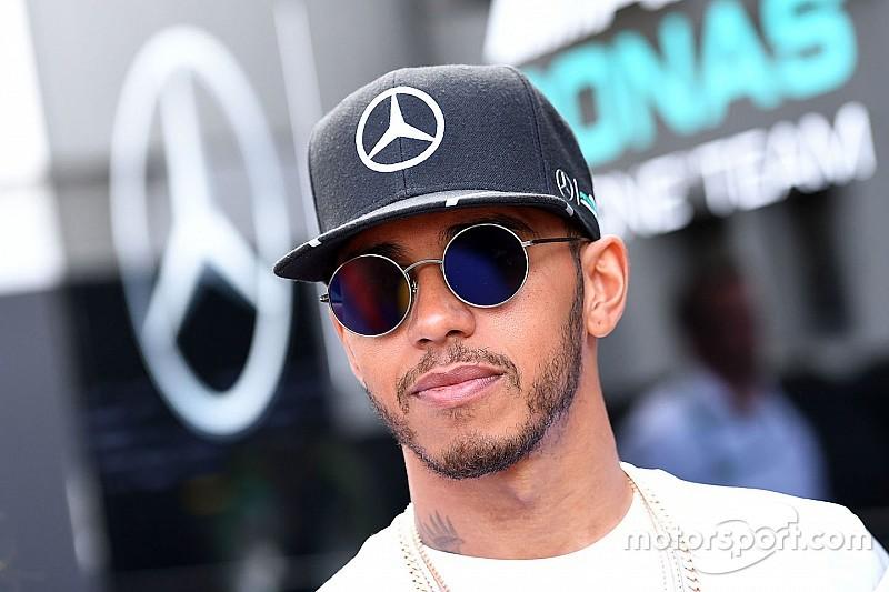 Hamilton confirma el cambio de motor: será sancionado en Bélgica