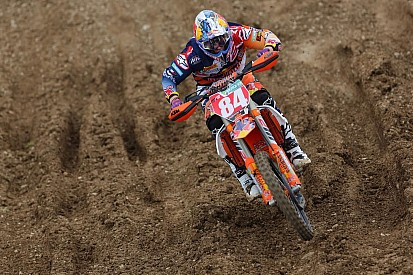 Titelfavoriet Jeffrey Herlings maakt rentree in Assen