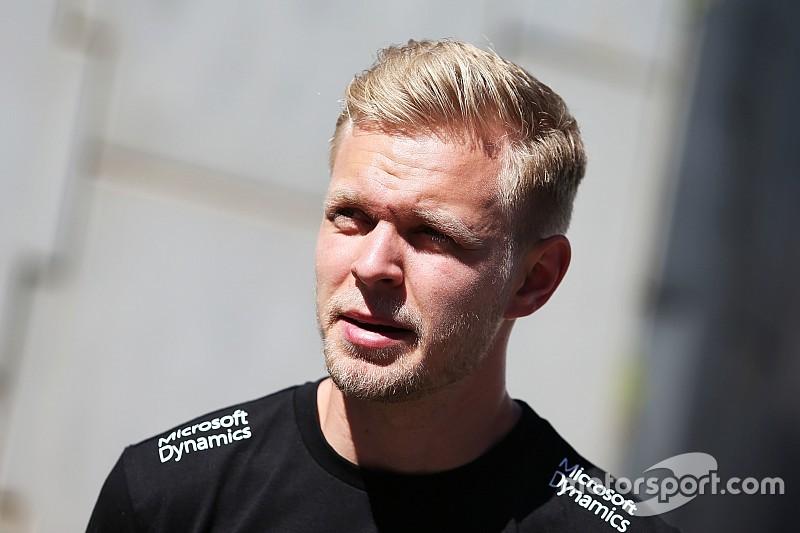 Magnussen niet bereid om lang op Renault te wachten