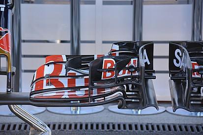 Análise técnica: asa dianteira da Toro Rosso