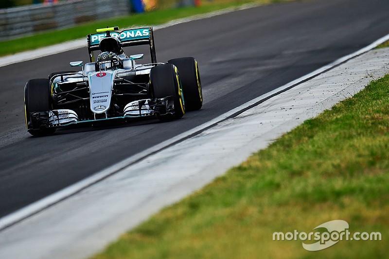 比利时大奖赛FP1:罗斯伯格最快,阿隆索新引擎出故障