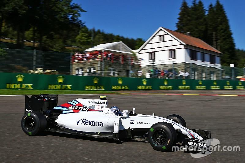 """Bottas: """"Williams hoort boven Force India te eindigen"""""""
