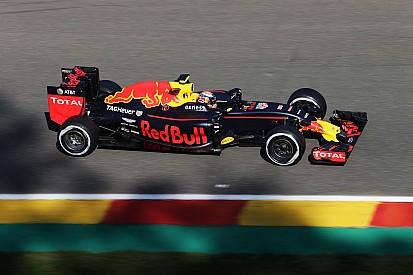 比利时大奖赛FP2:维斯塔潘第一,红牛包揽前二