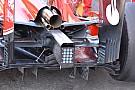Ferrari: il diffusore posteriore migliora l'efficienza aerodinamica