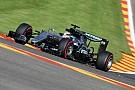 Mercedes потратила пять жетонов на обновление мотора для Спа