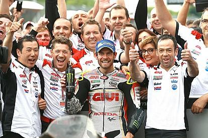 Une première victoire pour LCR… après 10 ans de MotoGP!