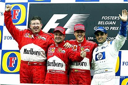 Los ganadores en Spa desde el 2000