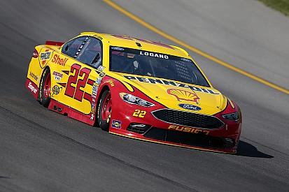 NASCAR Michigan: Joey Logano mit schnellster Pole-Runde der Saison