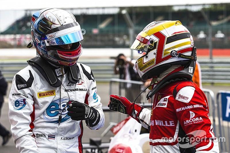 Les enjeux du week-end GP3 - Leclerc et Albon, destins opposés?