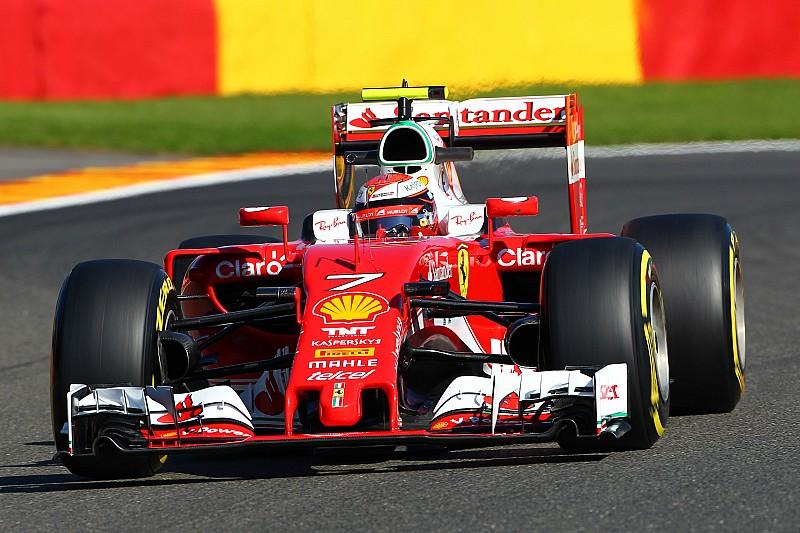 比利时大奖赛FP3:莱科宁问鼎三练榜首