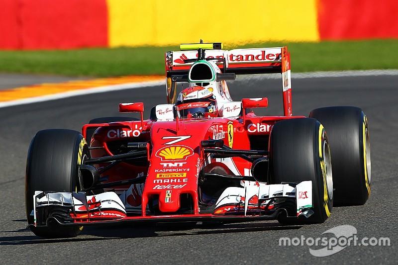 Raikkonen, el más rápido en los últimos libres